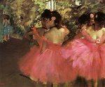 Degas in Pink